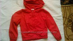 курточка ветровка4-5лет Испания