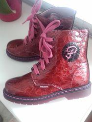 Ботинки кожа31