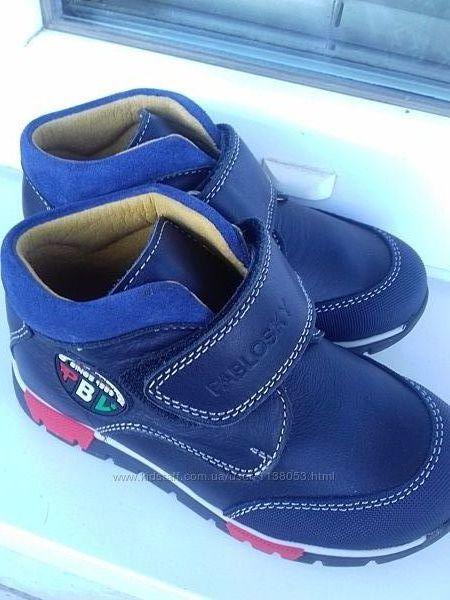 Ботинки паблоски 25,26