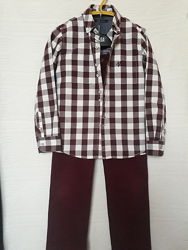Стильная рубашка marc opolo, брючки в подарок