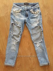джинсы amn