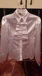 Продаю блузочки в школу 1-2 класс
