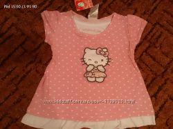 Красивые платья на девочку Hello Kitty