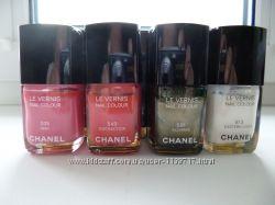 лаки Chanel 535, 549, 591, 613