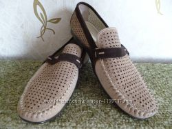 Туфли-мокасины Sergio Puccini