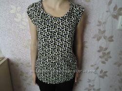 Блузка ZARA р. S с  открытой спиной
