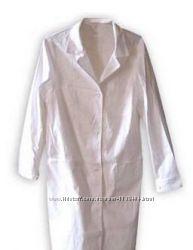 Халаты медицинские под заказ от 10 штук