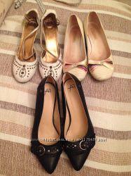Туфли классические на каблуке