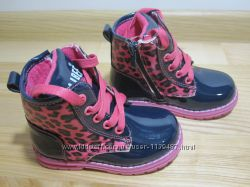 Черевики демісезонні на дівчинку арт. Н-581 Clibee р. 21-26 ботинки