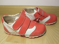Кросівки шкіряні на дівчинку Берегиня 2620 р. 20-25 кожаные туфли ботинки