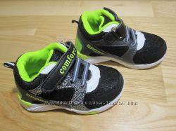 Кросівки на хлопчика comfort арт. 100-2 р. 21-26 якісні кроссовки на мальчи