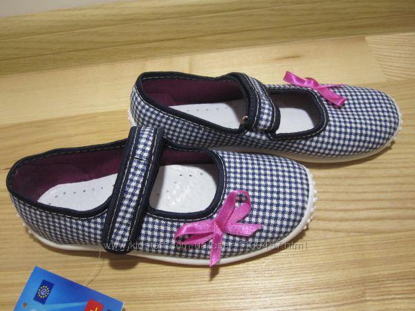 Балетки мокасини на дівчинку Zetpol Julia5954 р. 26-36 кеди капці тапочки