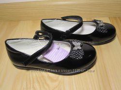Шкільні туфлі балетки на дівчинку Tom. m 1421B р. 26-31 туфли, балетки школ