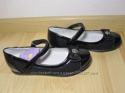 Шкільні туфлі балетки на дівчинку Tom. m 1433-В р. 32-37 туфли, балетки шко