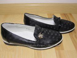 Шкільні туфлі балетки на дівчинку W. niko Е155&921 р. 33-37 туфли, балетки