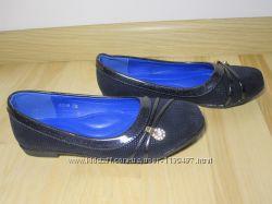 Шкільні туфлі балетки на дівчинку W. niko XY6 р. 30-37 туфли, балетки школь