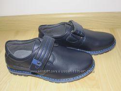 Туфлі класичні на хлопчика шкільні Eebb f-1367 черевики класичні туфли