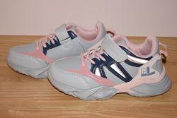Кросівки на дівчинку Tom m том. м арт.7850-К р.33-38 якісні кроссовки