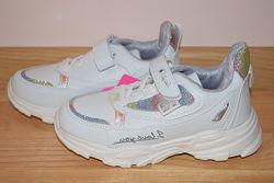 Кросівки на дівчинку Alemy kids арт.3027-D р.31-36 якісні кроссовки