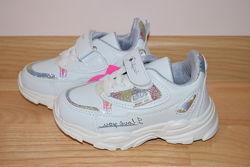 Кросівки на дівчинку Alemy kids арт.3025-D р.25-30 якісні кроссовки