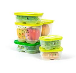 Набор контейнеров Умный холодильник 4шт.