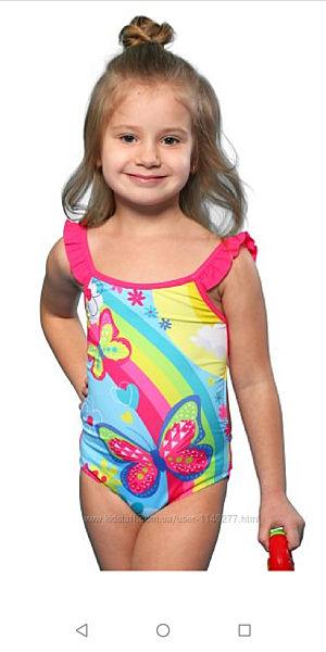 Купальні костюми, плавки дівчинка р.92-116 ТМ Keyzi