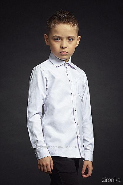 Сорочки білого кольору ТМ Зіронька