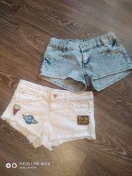 Летние  котоновые   шорты