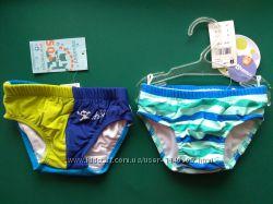 Плавки-подгузник мальчику 62-68 см Для бассейна Германия