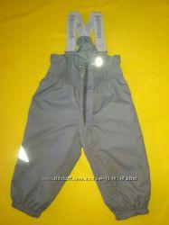 Демисезонный полукомбинезон, штаны Reima Tec 80р. 6