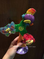 Игрушка - погремушка на присоске для кормления Fisher Price