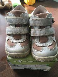 Деми ботинки Ecco 21р