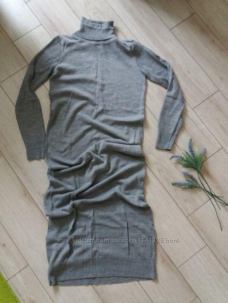 длинное платье  La Redoute