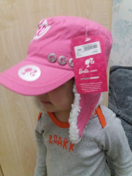 нова шапка кепка Barbie
