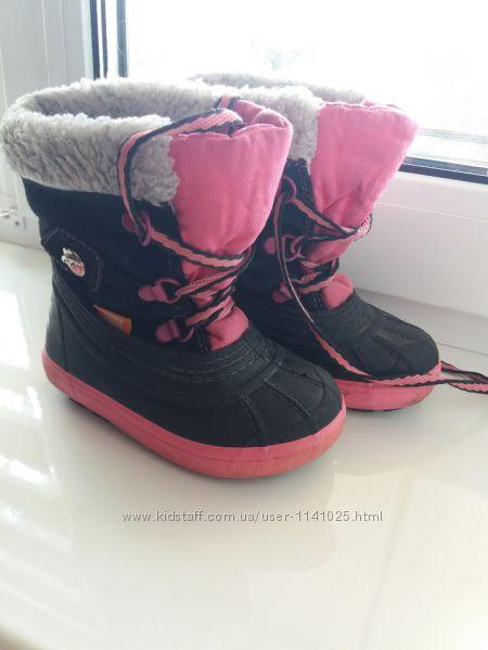 зимние сапоги ботинки  demar демар