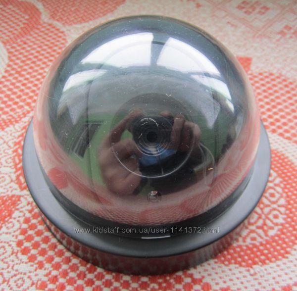 Видео камера для наблюдения Security Camera муляж