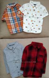 Рубашка next 6 9 месяцев 68 74 размер