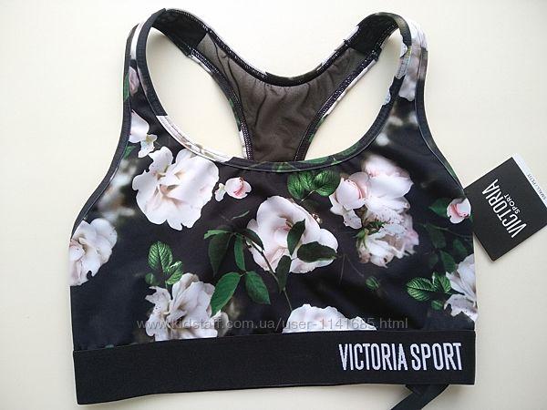 Бра лиф бюст спортивный S Victorias Secret Виктория Сикрет оригинал