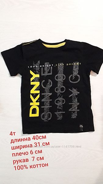 Продам футболку DKNY