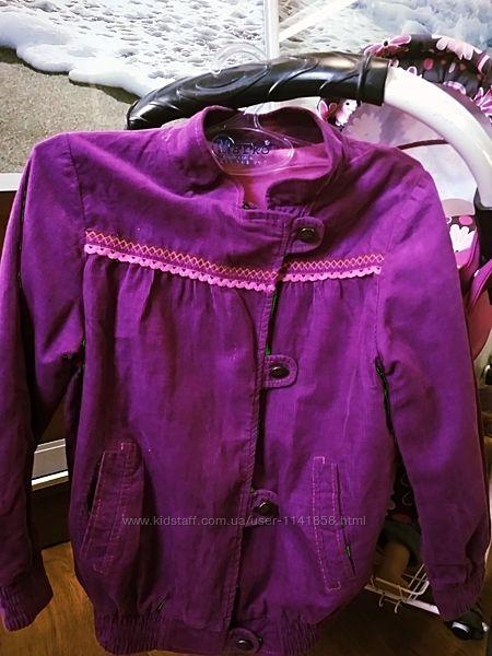 ветровка Жакет пиджак кофта куртка Бемби р.104