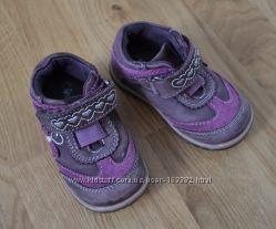 Кожаные ботиночки Capcake