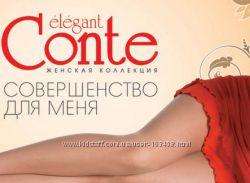 Классическая коллекция колгот ТМ Conte - капрон 12-70 den в ассортименте