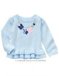Красивый свитерок Джимбори на 4-6 лет