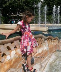 Платье крейзи на 7 лет