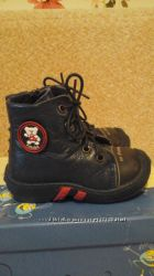 Демисезонные ботинки Panda р. 21
