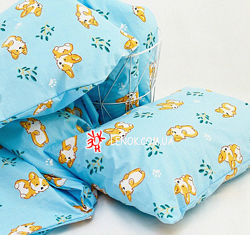 Качественные натуральные постельки для малышей в кроватку ТМ Вилюта Украина