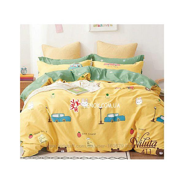 Постельные комплекты для малышей в кроватку