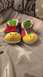 развивающие ботиночки
