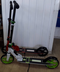Самокат Amigo Sport MONARCH EcoLine колеса 200 мм