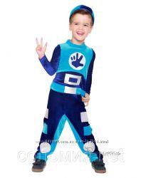 Карнавальные костюмы для мальчиков. Мультяшные герои.